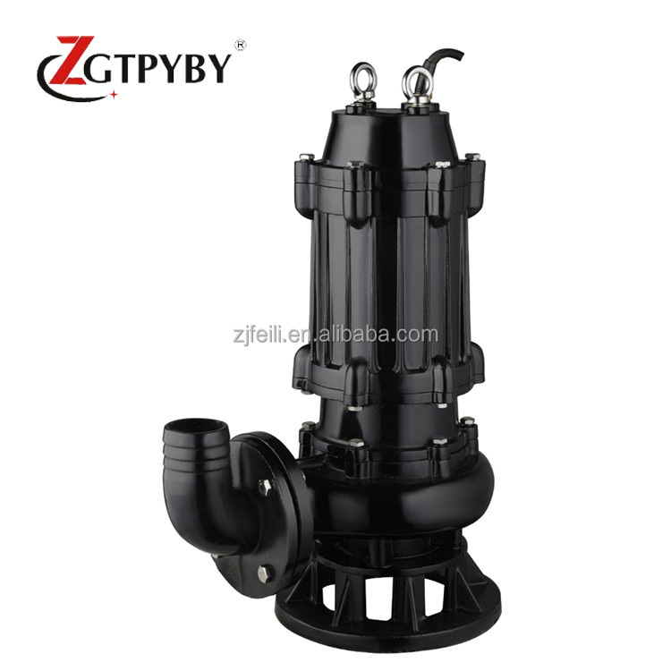 4HP industrial electric water pumps underground submersible water pump