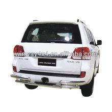 REAR BUMPER GUARD REAR BAR FOR LAND CRUISER FJ200