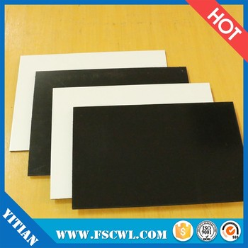 0.5mm 1.0mm 2.0mm Extruded Colored Natural Translucent Plastic PP Polypropylene Sheet / Board / Plate