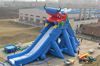 used commercial water slides/ Newest Design Inflatable Slide