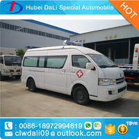 Professional Ambulance Manufacturer Low Price Mobile Ambulance