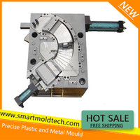 High Quality&Precision Auto Oil Pump Plastic Injection Mold