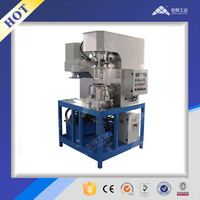 Lab silica gel making machine planetary mixer