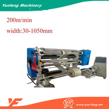 Automatic Paper And Bopp Tape Cutting And Slitting Machine