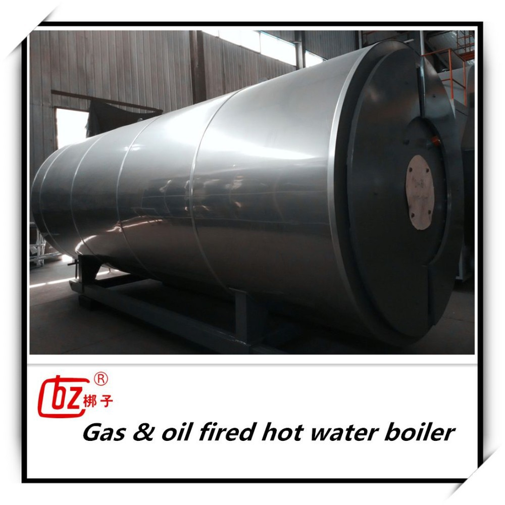 New patent types high pressure boilers hot water boiler for hotel