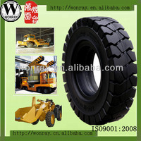 hot sale heavy equipment tires 12.00-24 for sale, solid rubber tires for trailers