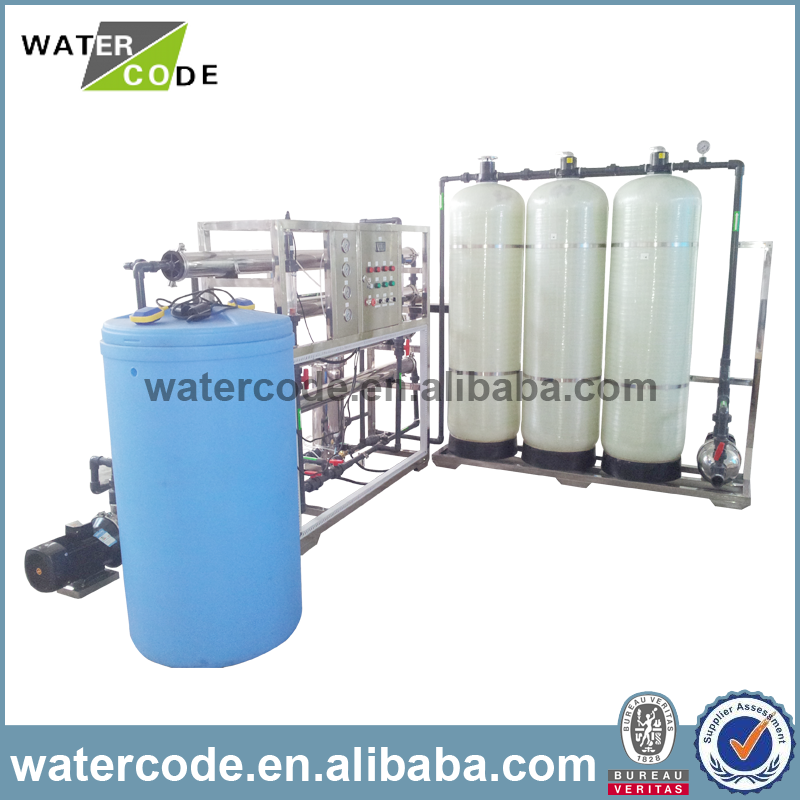 High Quality Environment Friendly ro water treatment plant price