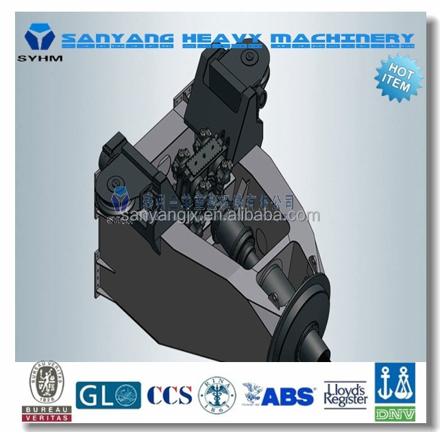 Dredging Cutter head assembly / Cutter Suction Assembly / Cutter Suction Head Assembly