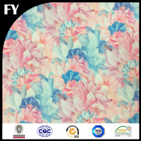 Custom New Design hangzhou fy textile digital printing