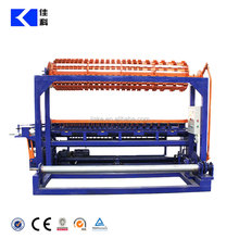 Hinge joint grassland fence machine for sale