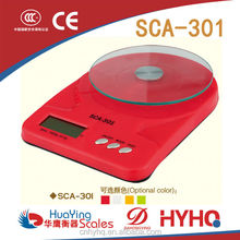 5kg digital kitchen scale (SCA-301)