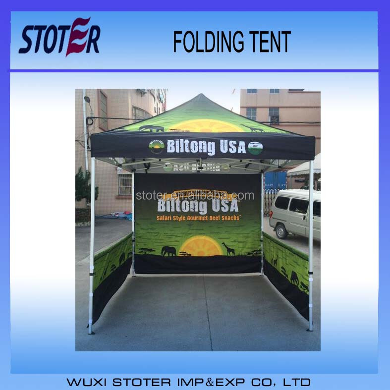 10*10ft easy to carry well selling elegant design folding gazebo