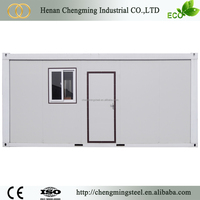 Flexible And Durable Commercial Ecofriendly 20Ft 40 Shipping Villa Design Model