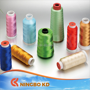 High Quality 100% Viscose Rayon Embroidery Thread 120d/2