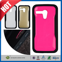 C&T Hot hybrid tpu soft cover for motorola moto g mobile phone case