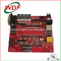prototype pcb assembly, pcba, pcb with components
