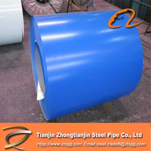High Quality Ral PPGI Pre Painted Galvanized Steel Coil