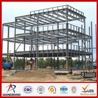 Metal Building Materials structureal light steel frame factory