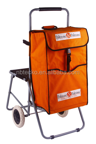 Hot Selling Wheeled Shopping Trolley Case