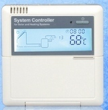 SR868C8Q Solar Controller For Solar Water Heater Automatic Control Solar System With CE