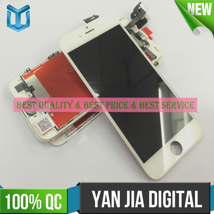 wholesale repair parts cell phone touch screen For iPhone 6S LCD Screen Paypal Accept