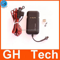 GH Car gps rfid tracking systems G-T002 9-50V voltage no backup battery