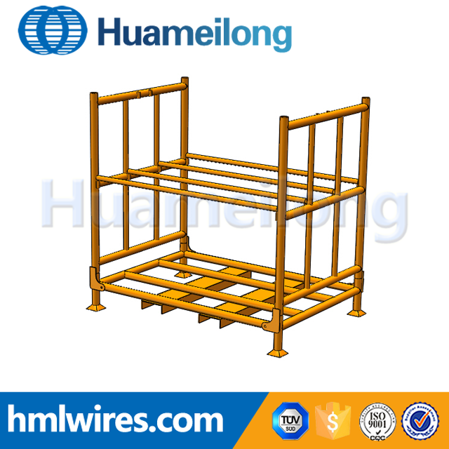 Warehouse storage foldable metal <strong>racks</strong> for tyre industry