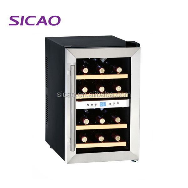 65L 28 Bottle Semiconductor wine cooler