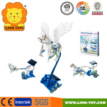 Solar Energy Flying Horse DIY Solar Energy Toys Science Toys