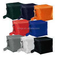 watertight food cooler bags/six pack bottle wine cooler bag/shopping trolley cooler bags