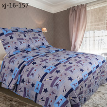 New products custom design comfortable thin soft touch children comforter bedspread