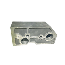 Shanxi Factory Ductile Iron Sand Casting Parts With CNC Machining
