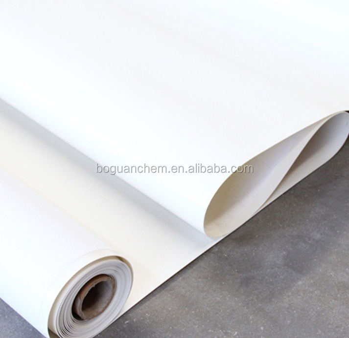 1.2mm/1.5mm TPO/PVC waterproof <strong>membrane</strong> for foundation