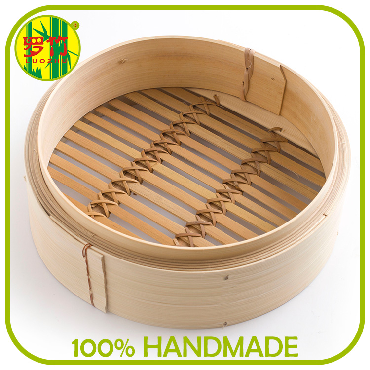 Electrical Bun Chinese Bamboo Steamer Food Steamer Set