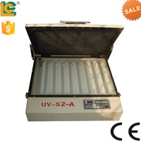 Desktop Pad Plate Exposure Unit (UV-S2-A) uv exposure machine for steel plate