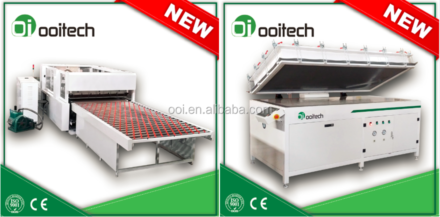 Ooitech solar pv laminator machine full automatic