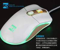 Professional USB Wired gaming mouse ,Usb 6D Wired Game mouse , Gamer mouse