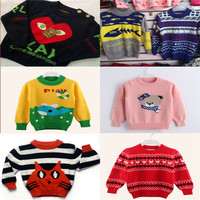 1.3 Dollar GDZW834 New Arrival 2-8 Years mixing designs kid sweater, baby sweater, sweater