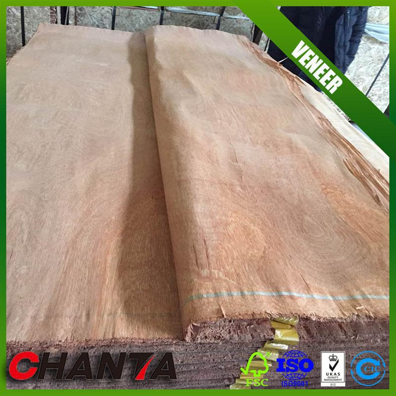 proffesional manufacture cheap pine wood veneer sheet