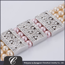 New Arrival Fashion 5mm Pearl Beads Trendy Bracelet 2014