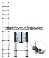 6m price en 1313 household aluminum step ladder with handrail made in China