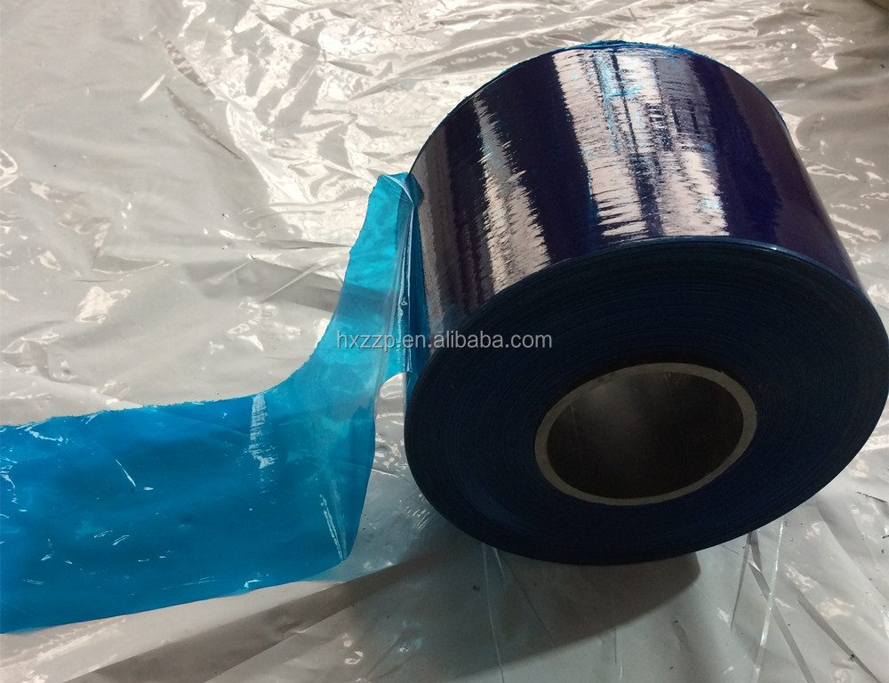 Blue color film blue PE protective film surface protection