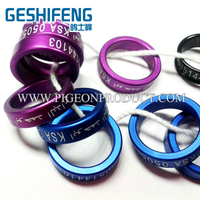 pigeon & poultry ring Superior Pigeon Ring 2-28mm --- Model ABR-S