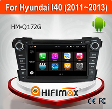 Hifimax Andriod 7.1 Car Radio Audio For Hyundai I40 2011~2013 Car GPS Navigation System With Quad Core WIFI 3G INTERNET SUPPORT