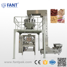 Low Cost Automatic Granule Packing Machine for Nuts Grians Beans