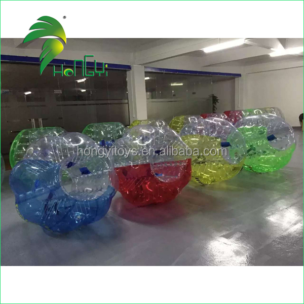Various color for Option Interesting Design Human Inflatable Bumper Ball