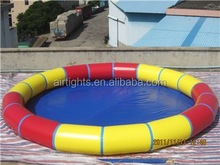 New product inflatable pool, huge inflatable above ground swimming pool