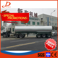 Milk Tanker For Milk Collection And