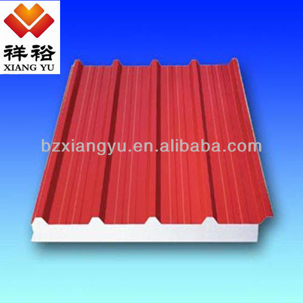 FRP Guard house sandwich panel/prefabricated houses sandwich panel