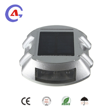 High quality aluminum led solar road stud price reflective road stud